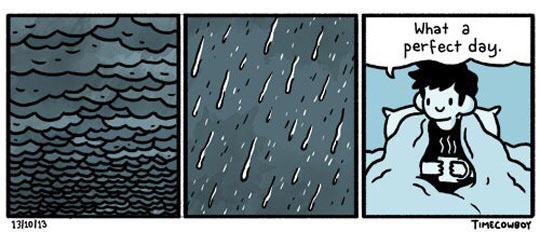 cool-Storm-rain-bed-coffee-comic