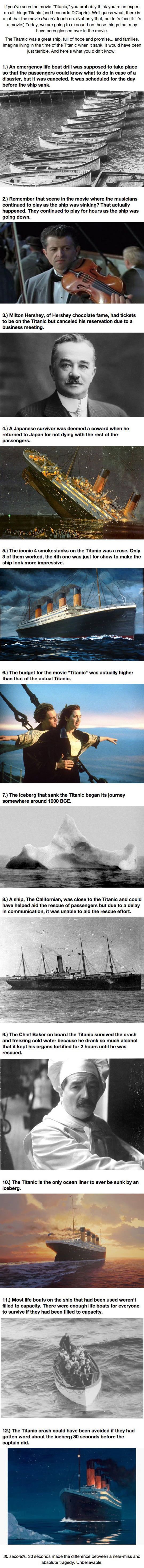 Some Of Titanic