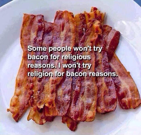 Bacon Reasons