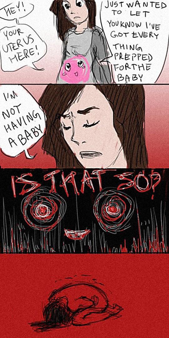 cool-cartoon-uterus-menstruation-girl-suffering