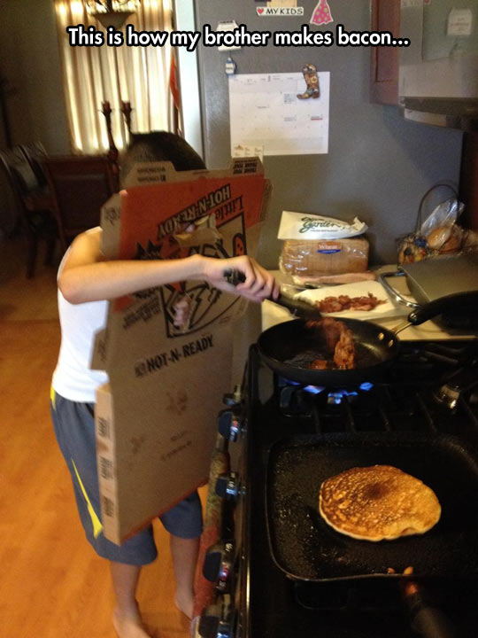 cool-cooking-shield-pancake-cardboard