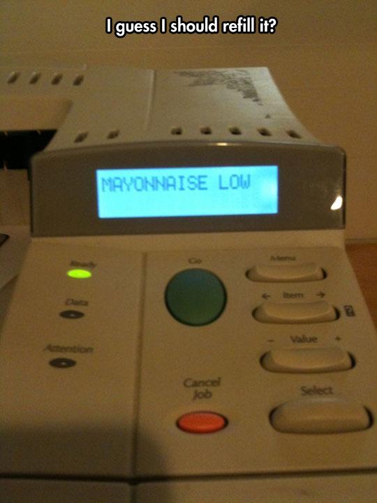 Drunk Copy Machine