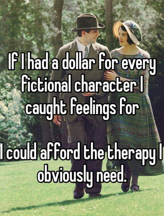 I Could Then Afford It