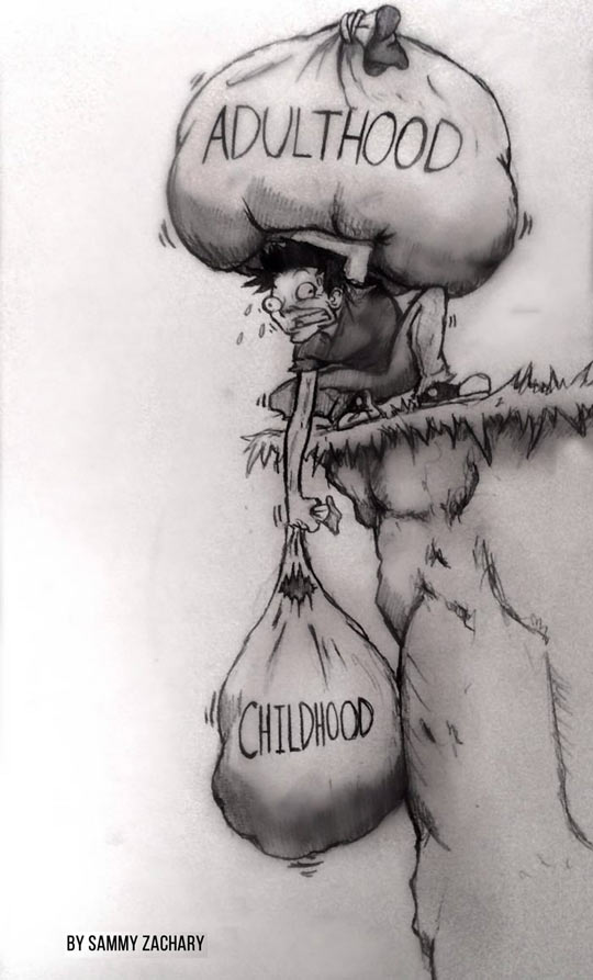 cool-drawing-adulthood-childhood-cliff