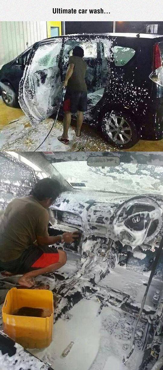 Advanced Car Wash