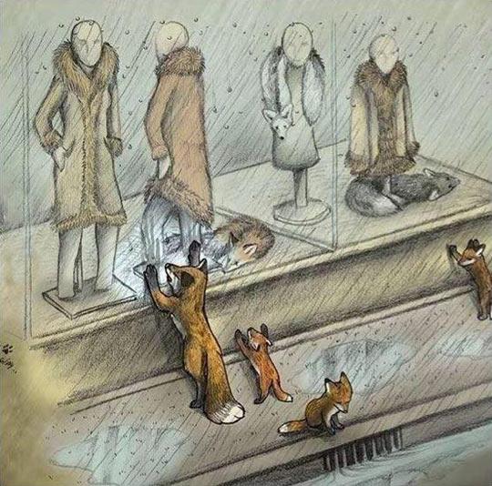 cool-fox-skin-clothes-comics