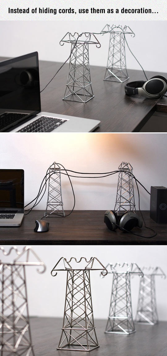 A Little Thing You Can Do With Your Cords
