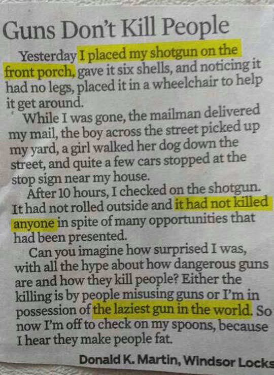 cool-newspaper-weapon-debate-lazy-shotgun