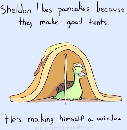 cool-pancakes-dinosaur-tent