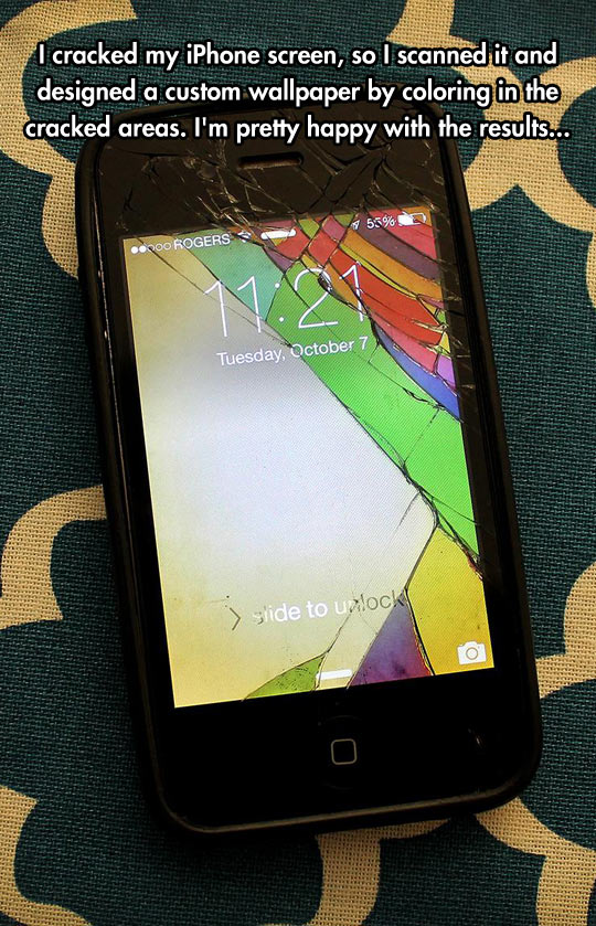 How To Repair Your Cracked iPhone Screen