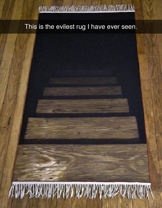 I Must Own This Rug
