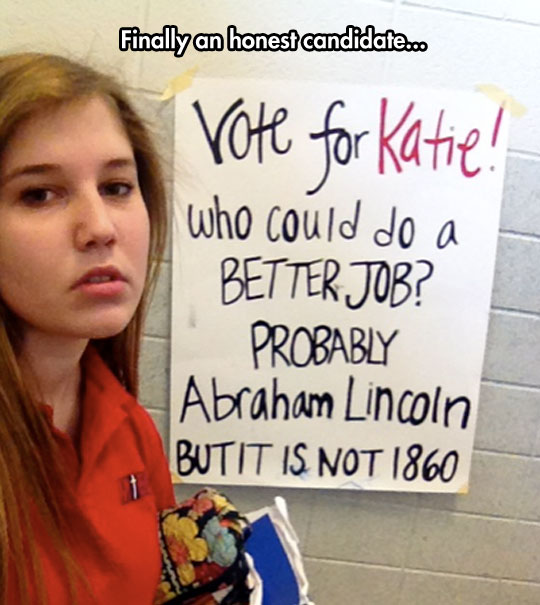 Vote For Her