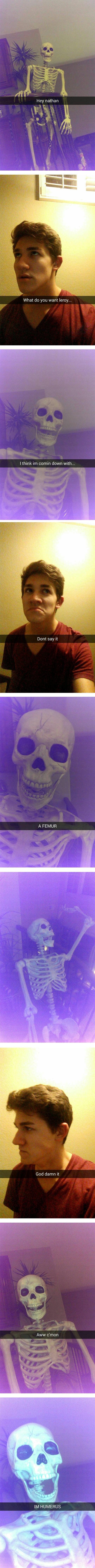 Skeleton Comedy