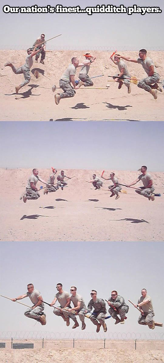 cool-soldier-playing-Quidditch