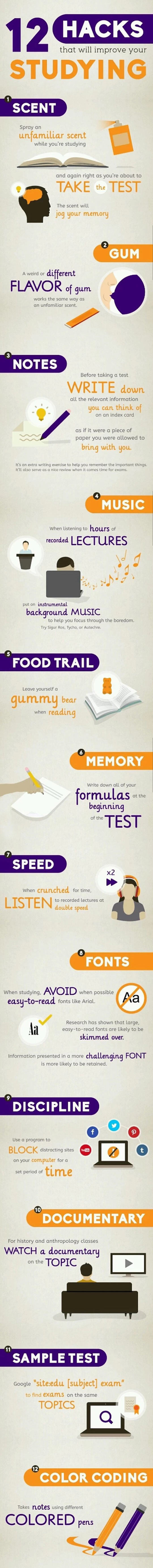 How To Improve Your Studying