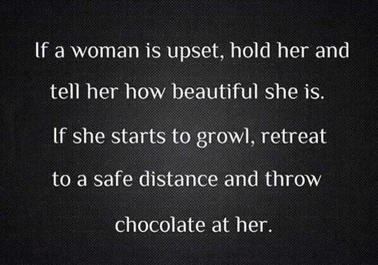 cool-woman-advice-hold-hand-chocolate