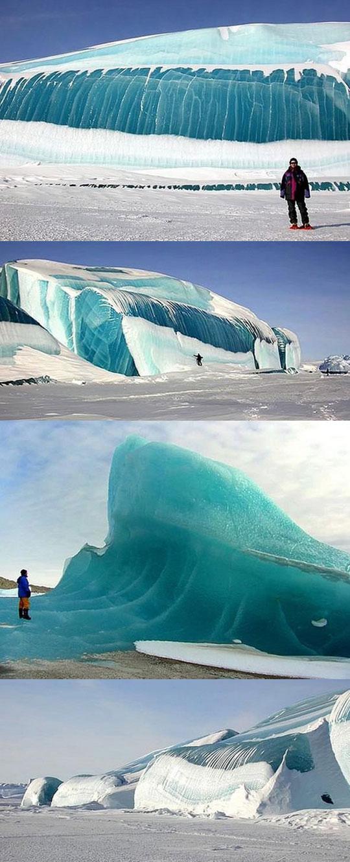 Magnificent Frozen Waves