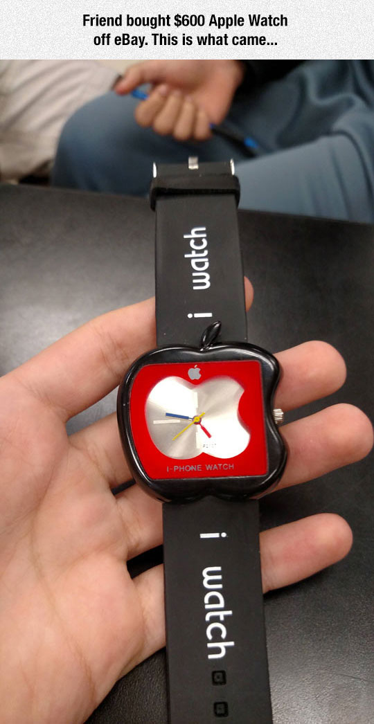 $600 Apple Watch