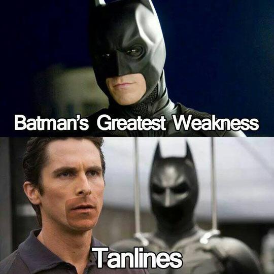 funny-Batman-tan-line-face