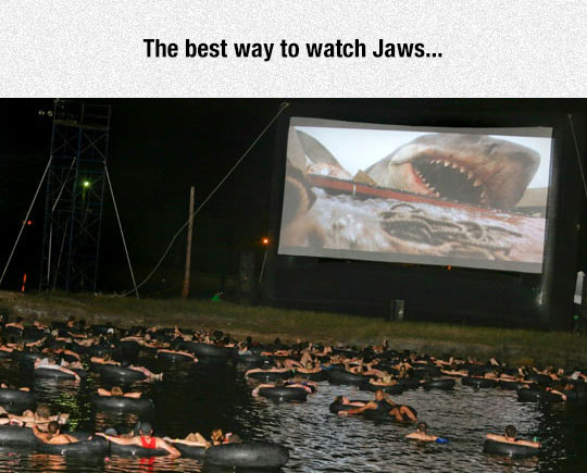 Best Way To Watch Jaws
