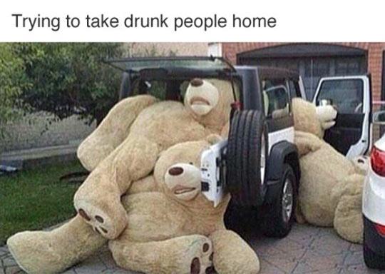 Drunk People