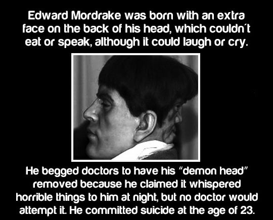The Story Of The Demon Head