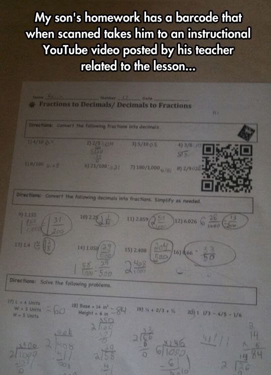 This Teacher Came Up With A Clever Idea