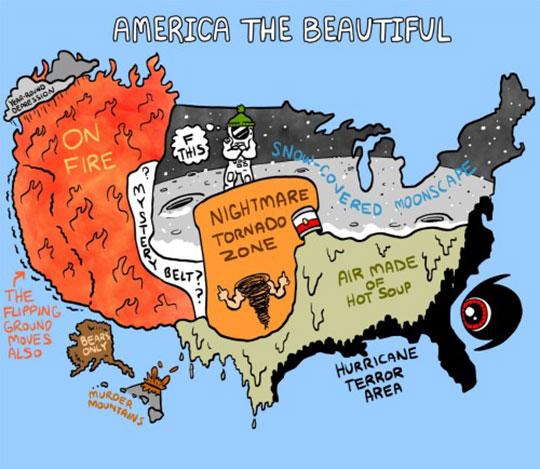 America's Weather Zones