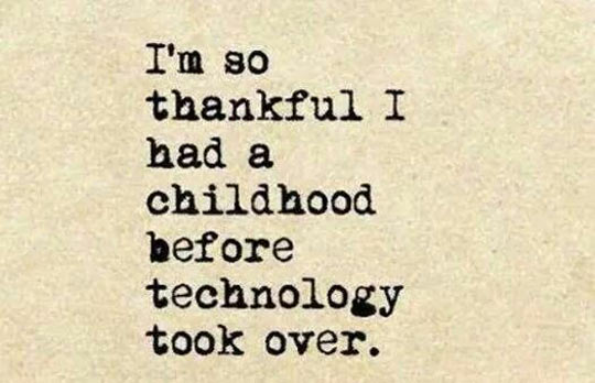 Before Technology
