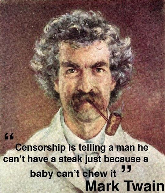 Censorship Explained