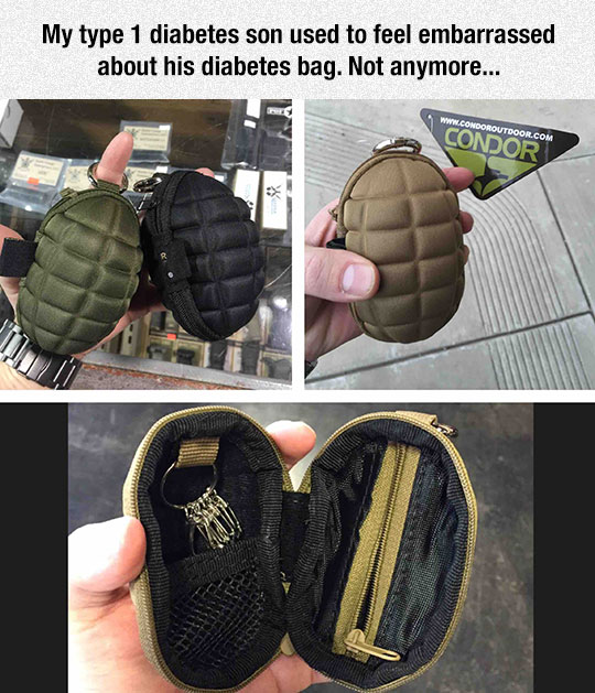 Diabetes Bag Improvement