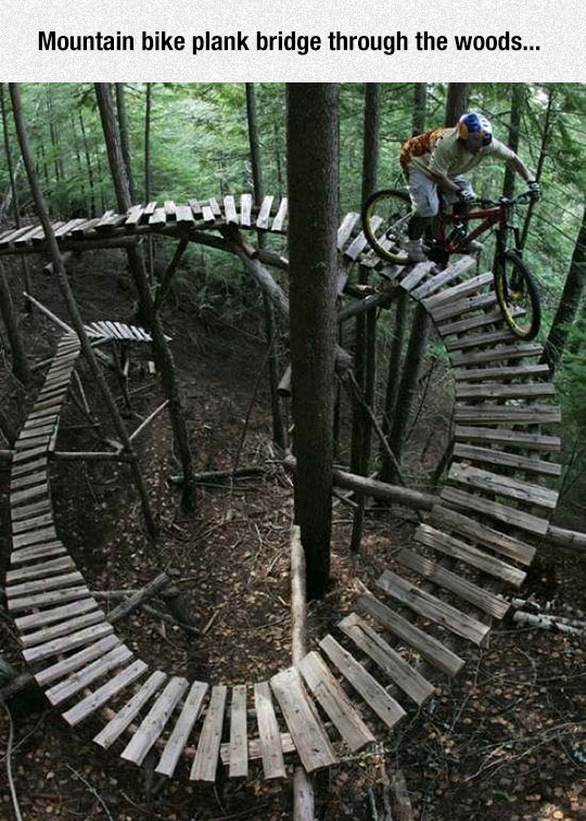 Epic Mountain Bike Path