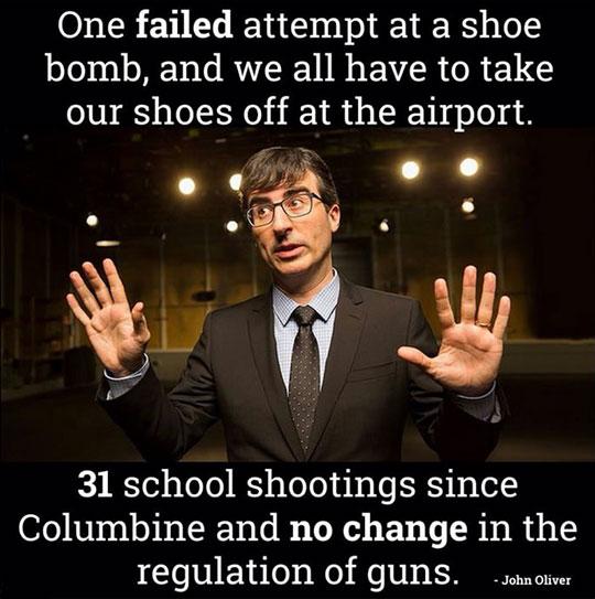 John-Oliver-quote-shootings-shoe-bomb
