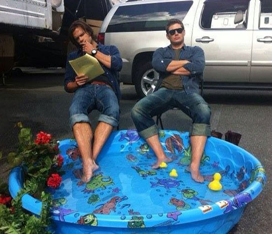 Most Awesome Fake Brothers Ever