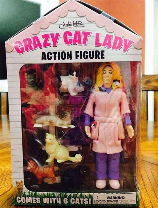 My Kind Of Action Figure