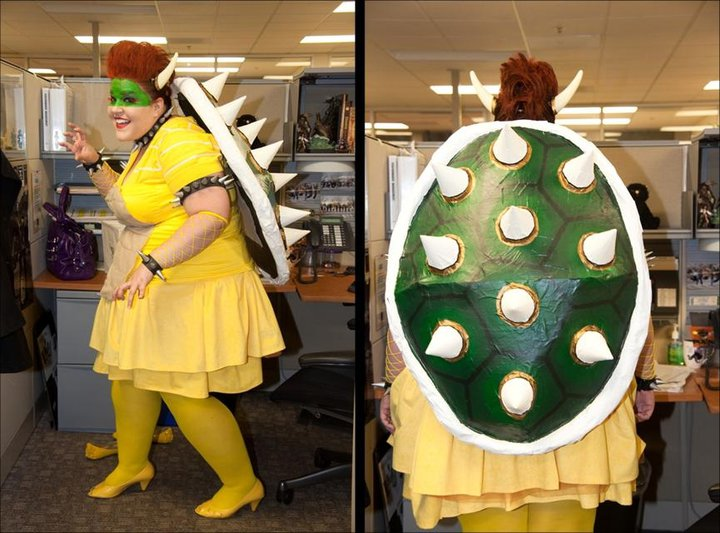 One of the Best Bowser Costumes You'll Ever See 2
