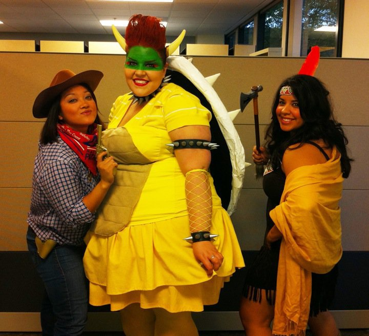 One of the Best Bowser Costumes You'll Ever See