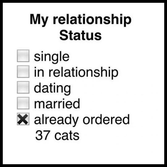 Relationship Status Right Now