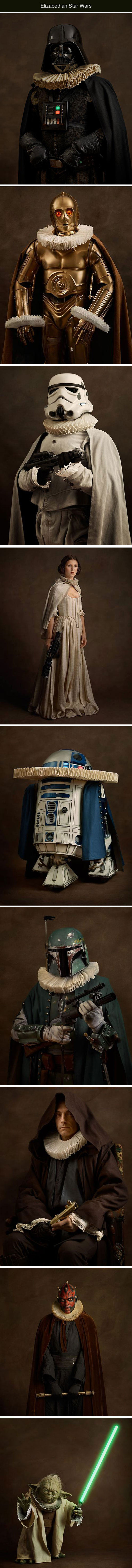Star Wars From Another Perspective
