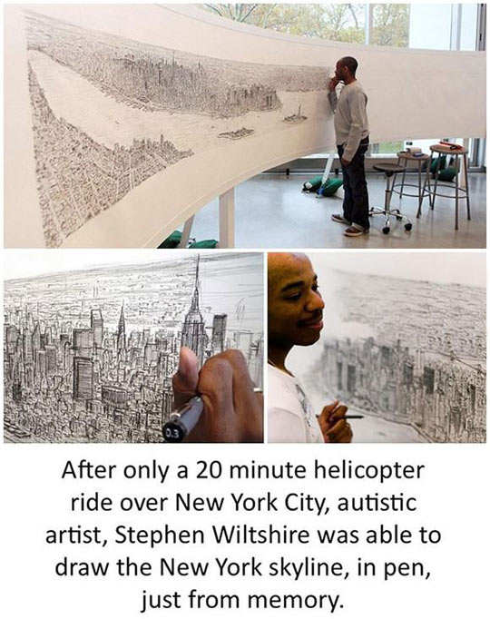 autistic-artist-Stephen-Wiltshire-drawing-city