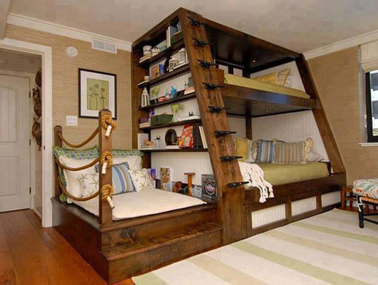 bunk-bed-sailor-design-kids