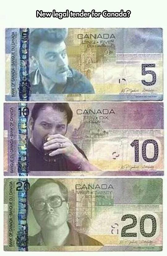 Canadian Money Redesign