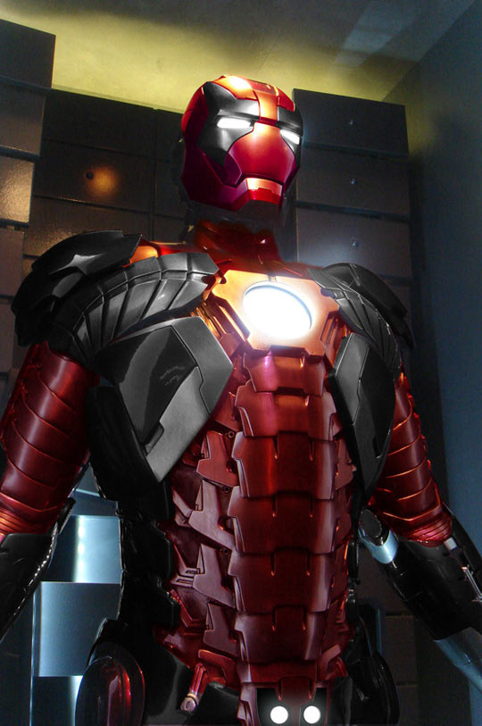 Ironpool Costume Is Crazy Cool