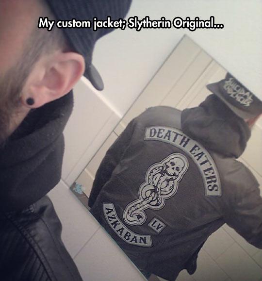 Custom Jacket Win