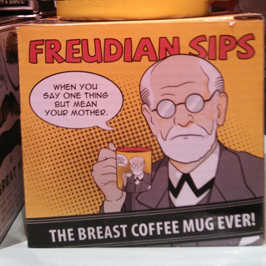 Freudian Coffee Mug