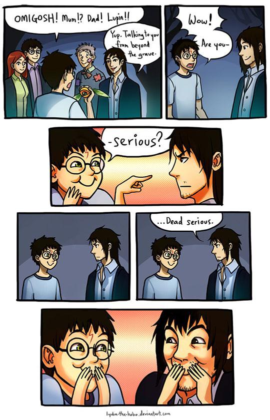 Punny Harry
