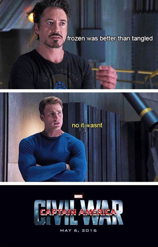cool-Tony-Star-Captain-America-Frozen