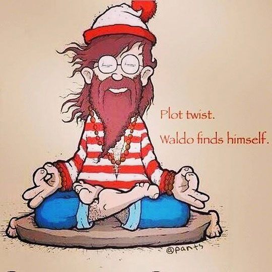 Waldo Plot Twist