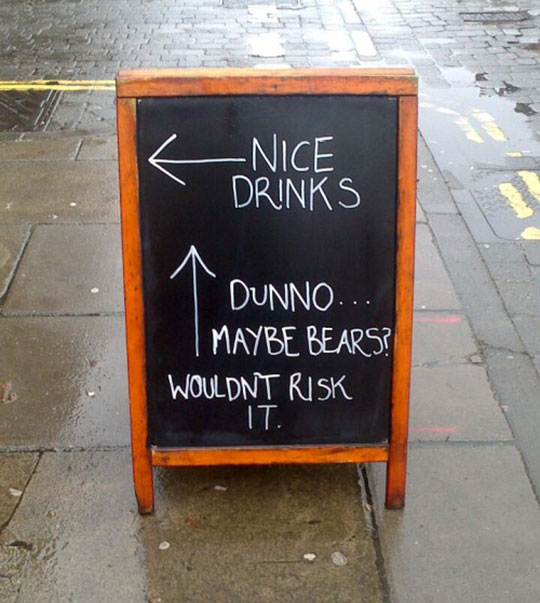 cool-bar-signs-arrows-bears