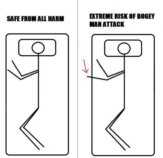 cool-bed-sleeping-safe-inside